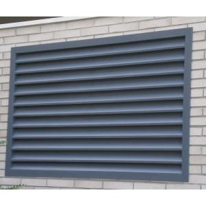 Ud. Rejilla de ventilación consultar dimensiones